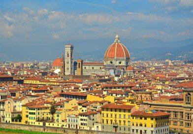 Флоренция — жемчужина Европы.