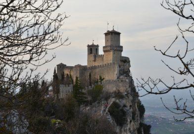 Сан-Марино маршрут и достопримечательности