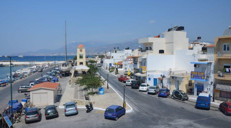 Иерапетра самый южный город Европы.