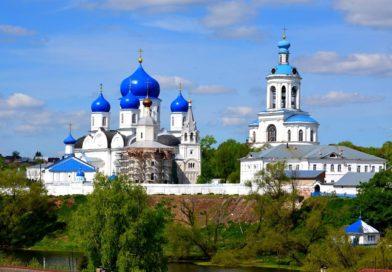 Боголюбово монастырь и Храм Покрова на Нерли.