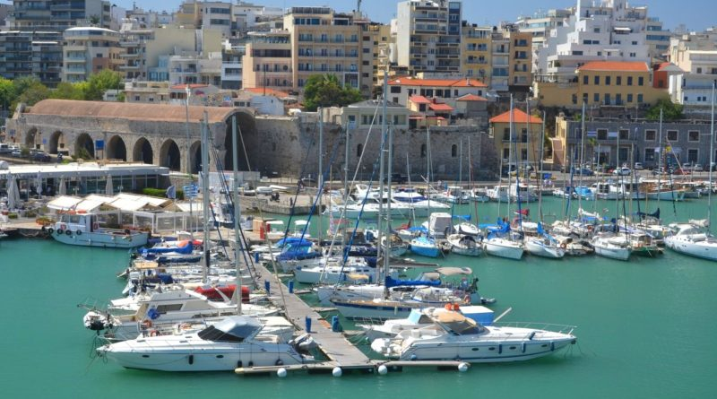Ираклион столица о. Крит достопримечательности.