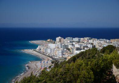 Родос — столица солнечного острова.