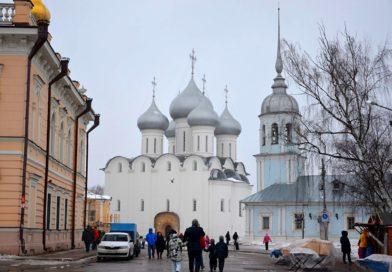 Вологда достопримечательности и история.