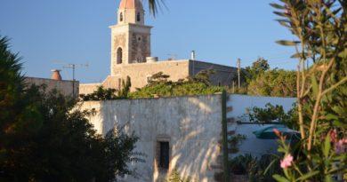 Монастырь Топлу на острове Крит (Греция).