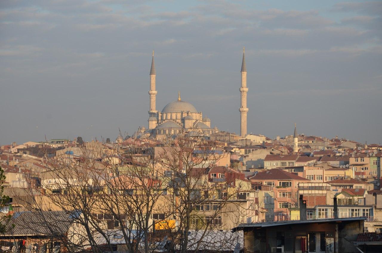 Столица стамбула