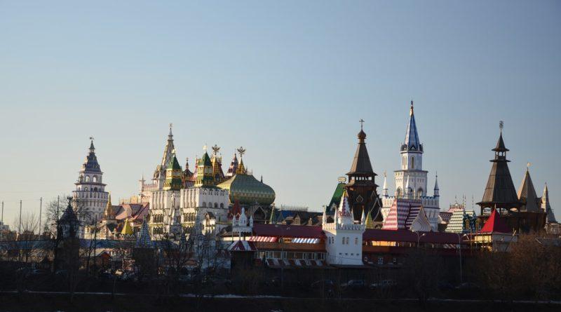 Культурный комплекс «Кремль в Измайлово».