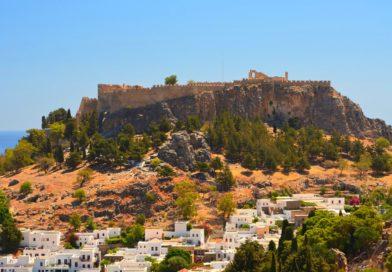 Линдос один из лучших городов на Родосе.