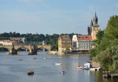 Прага достопримечательности и история.