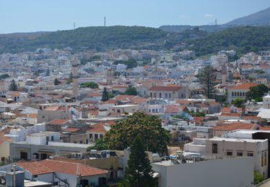 Ретимно один из самых красивых городов на Крите.