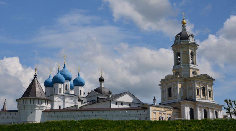 Серпухов. Самые красивые города Подмосковья.