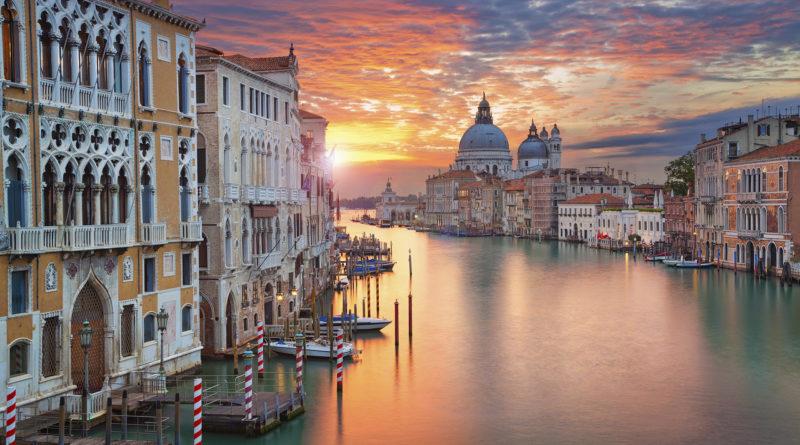 Венеция — один из самых романтичных уголков мира.