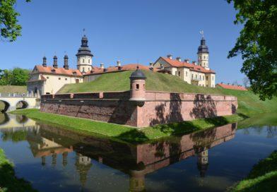 Несвиж. Замок в Беларуси.