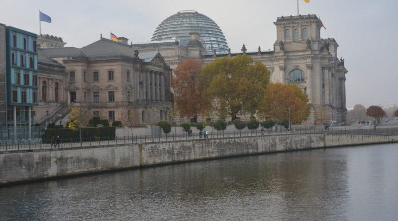 Берлин история города.