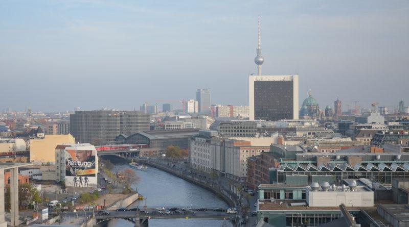 Берлин достопримечательности.