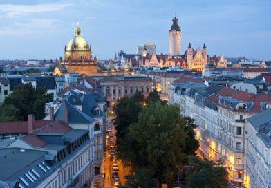 Лейпциг: история и достопримечательности.