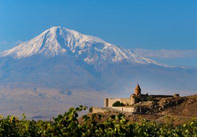 Хор Вирап в Армении.