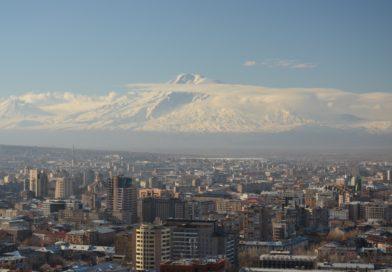 Ереван — столица Армении.