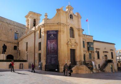 Церковь Пресвятой Богородицы Побед в Валлетте.