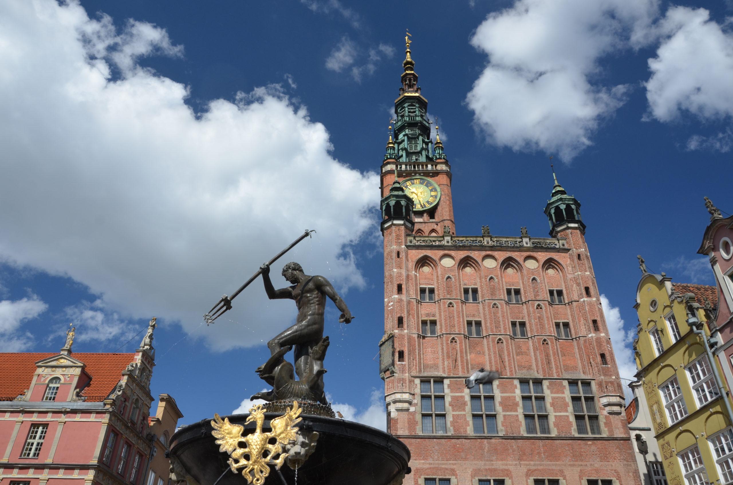 Гданьск — северная столица Польши.